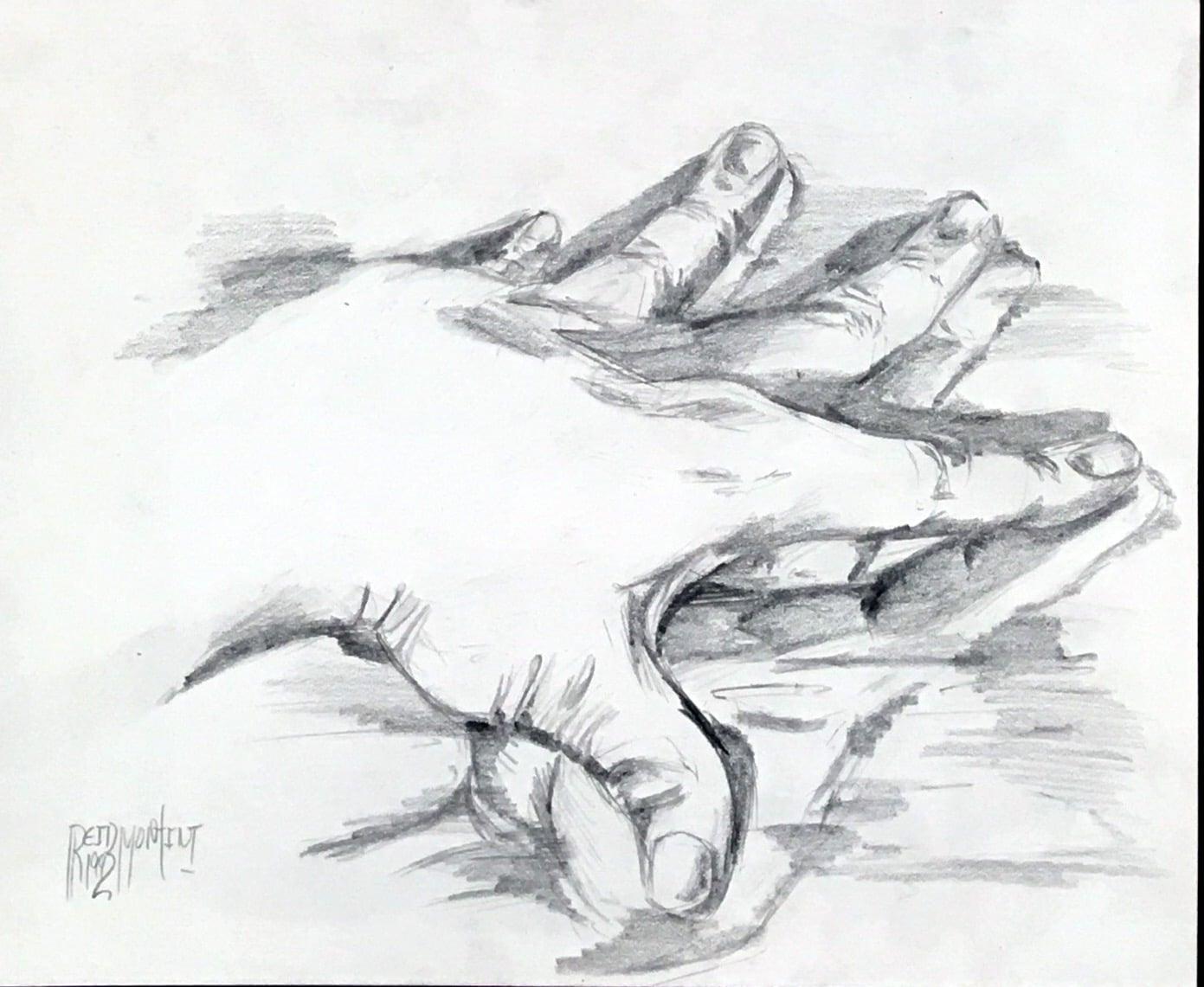Hands art