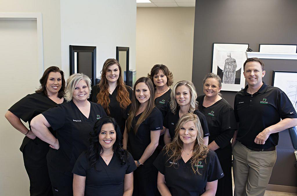 Montini Orthodontics Team